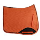Kifra-pad Square Orange COTTON_
