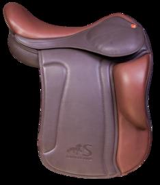 Karlslund S-Saddle Short Kneeblocks