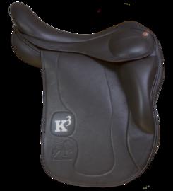 Karlslund K3-Saddle Short Kneeblocks