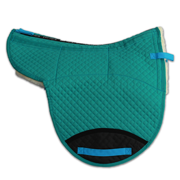 Kifra-pad Lake Green 8 Pockets