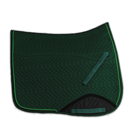 Kifra-pad Square Forrest Green COTTON