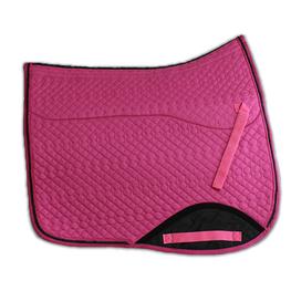Kifra-pad Square Dark Pink COTTON