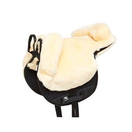 Barebackpad Sheepskin Naturel