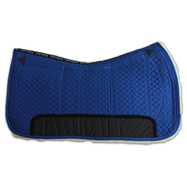 Kifra-pad Western Royal Blue 8 Pockets