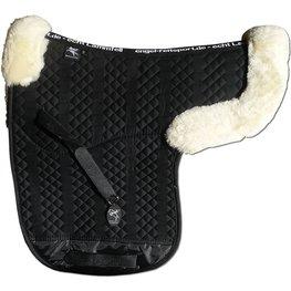 Saddlepad Lambswool + Pockets