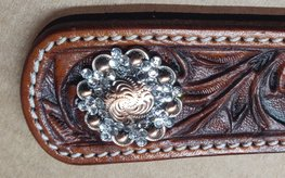 Concho Copper White