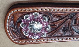 Concho Flowersetting Pink