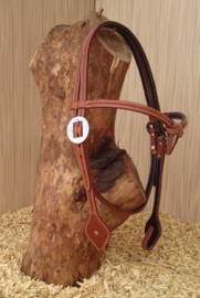 Futurity brow headstall | 5 colors |