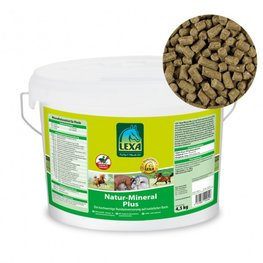 Lexa Natural Mineral Plus Free of Cereal and Molasses 25 KG