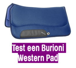 Test een Burioni Western pad
