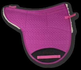 Kifra-pad Dark Pink 8 Pockets