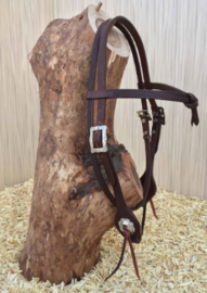 Headstall Futurity Brown
