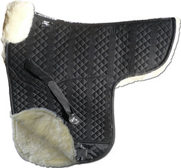 Saddle Shape Pad Full Lambswool - 96 color combinations