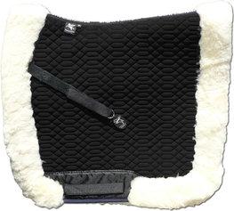 Saddle Cloth Full Lambswool + Edges