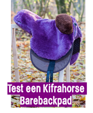 Testing a Barebackpad- Only available in the Netherlands