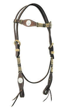 Headstall Pool's Rawhide including Reins