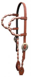Headstall Copper | Multiple Colors